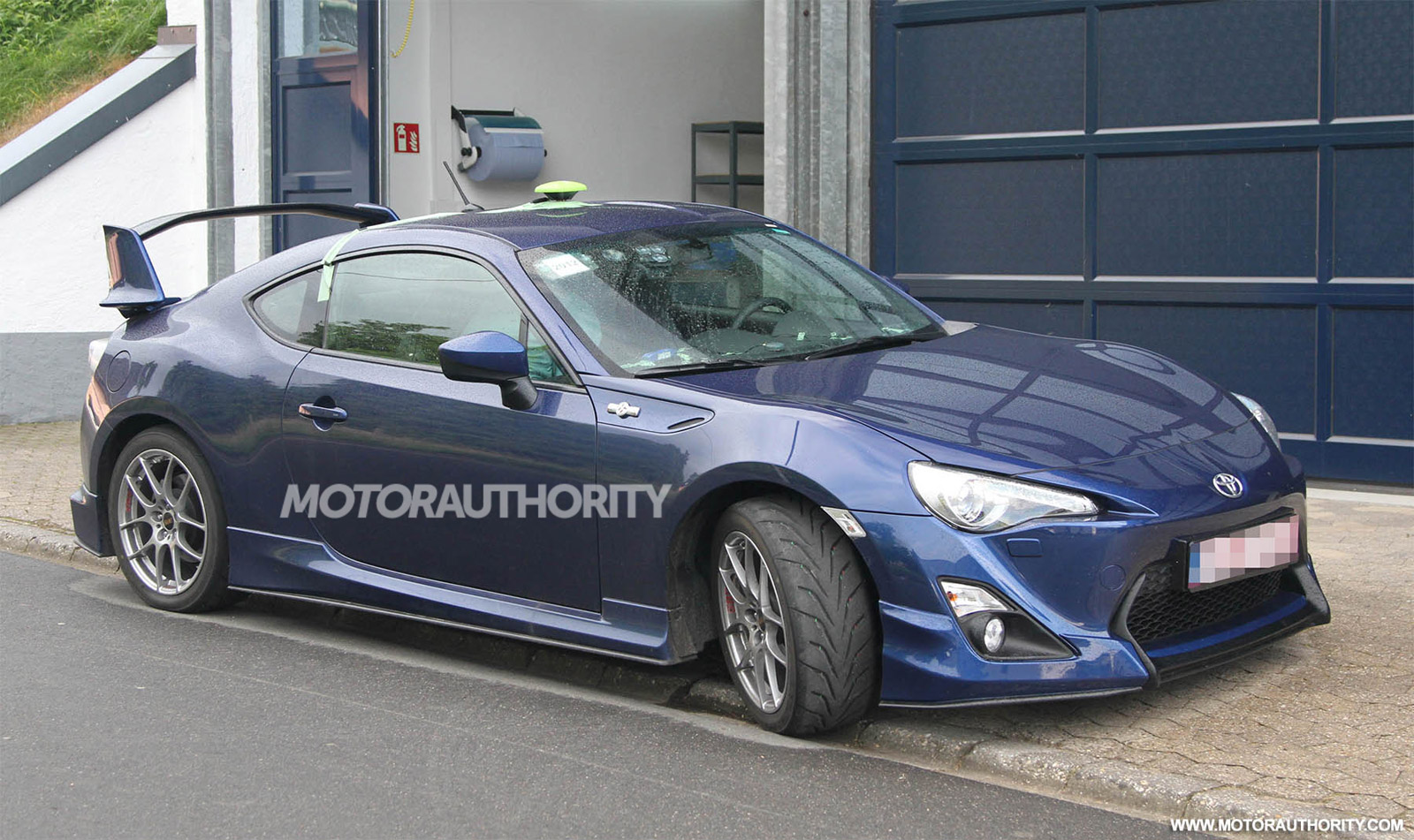 Toyota GT 86 Aero Kit Spotted In Europe Is The US Next