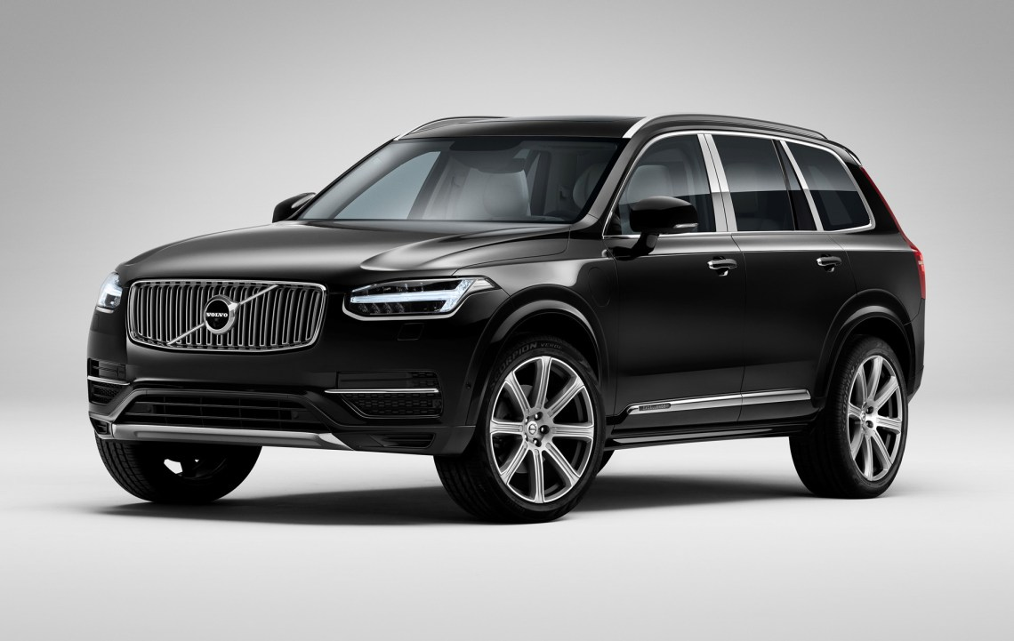 volvo's discounting the 2017 xc90 t8 excellenceup to $23,500