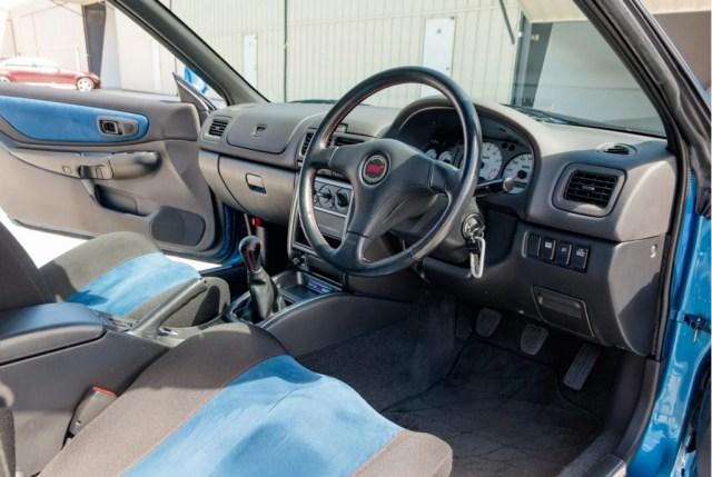 1998 Subaru Impreza 22B STI - Photo credit: Bring A Trailer