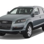 2008 Audi Q7 Review Ratings Specs Prices And Photos The Car Connection
