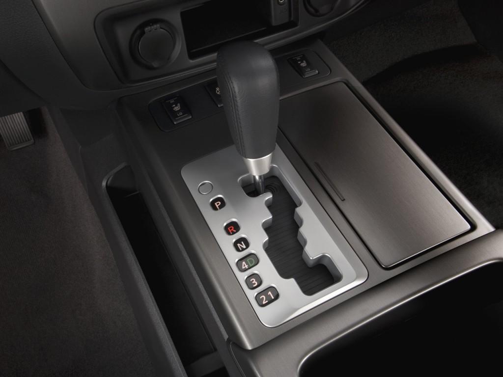 Image 2008 Nissan Armada 2wd 4 Door Le Gear Shift Size