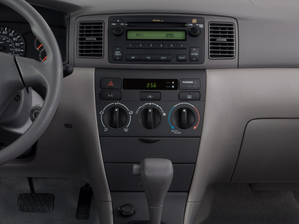 Image 2008 Toyota Corolla 4 Door Sedan Man Ce Natl