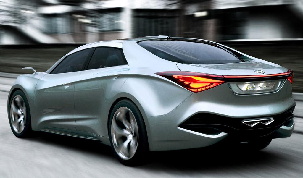 2010 Geneva Motor Show Hyundai I Flow Concept