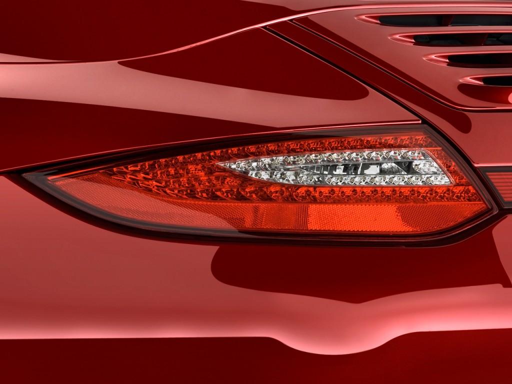 Image: 2010 Porsche 911 Carrera 2-door Cabriolet 4S Tail
