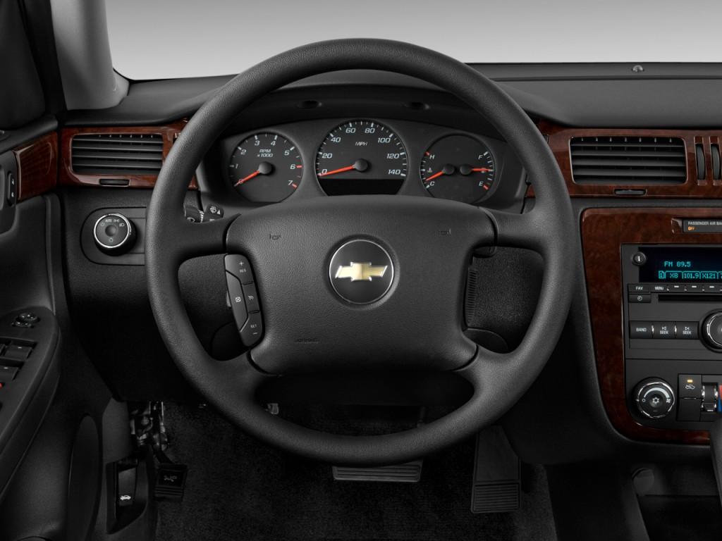 Image 2011 Chevrolet Impala 4 Door Sedan LS Retail