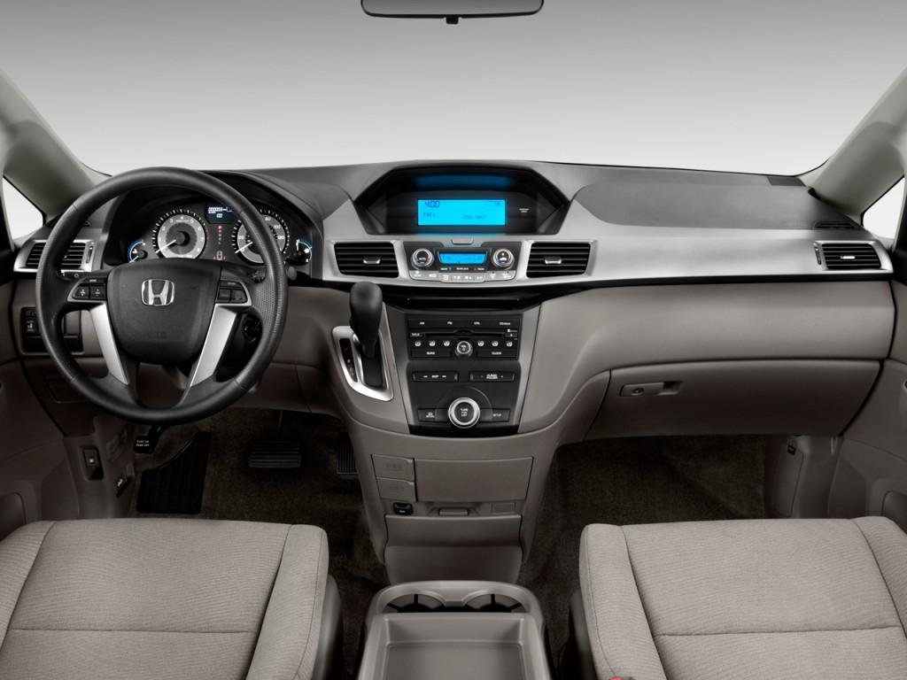 Image 2011 Honda Odyssey 5dr EX Dashboard Size 1024 X