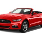 2016 Ford Mustang Review Ratings Specs Prices And Photos The Car Connection