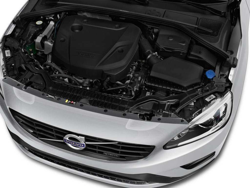 Image 2016 Volvo S60 4 Door Sedan T6 R Design Awd Ltd