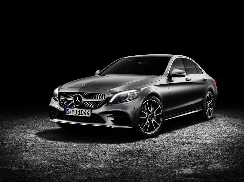 refreshed and more powerful 2019 mercedes-benz c-class sedan coming