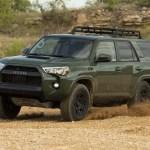 2020 Toyota Tacoma Vs 2020 Toyota 4runner Compare Utility Vehicles
