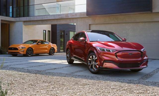 Ford Mustang Mach-E 2021 primera edición