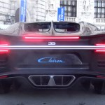 Hear The Bugatti Chiron S Monster Engine Rev