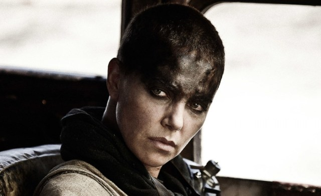 """Charlize Theron in """"Mad Max: Fury Road"""""""
