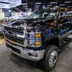 New Silverado 4500hd 5500hd 6500hd Trucks Join Chevy S Commercial Fleet