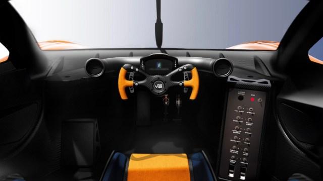 Gordon Murray Automotive T.50s