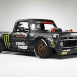 Ken Block Now Has A 1977 Ford F 150 Hoonitruck With 914 Horsepower