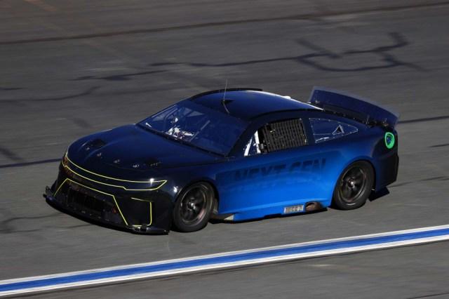 NASCAR Next Gen race car