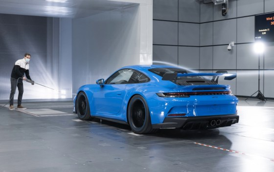2022. Porsche 911 GT3