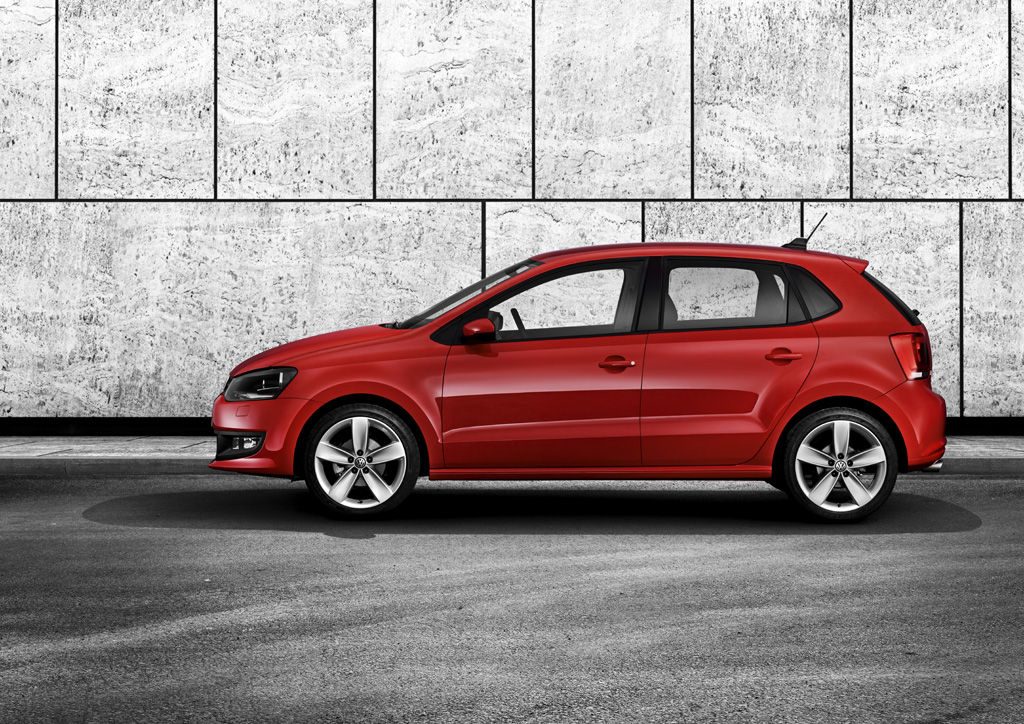 2011 Volkswagen Polo Wagon Coupe And A New Gti