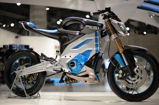 Motocicleta eléctrica Yamaha PES1