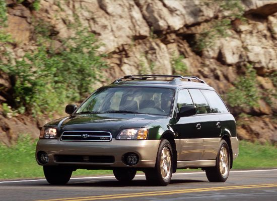 2001 Subaru Outback Review Ratings Specs Prices And