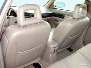 Image: 2003 Buick Regal 4door Sedan LS Front Seats, size
