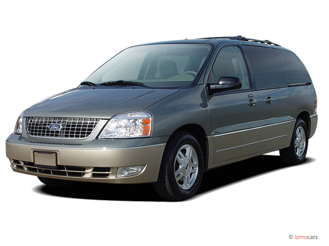 2005 Ford Freestar Page 1 Review The Car Connection