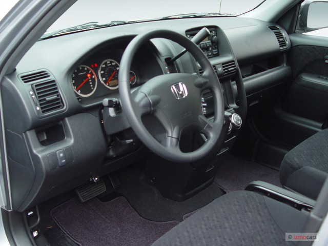 2005 Honda Pilot Interior