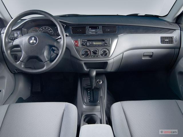 Image 2006 Mitsubishi Lancer 4 Door Sedan ES Auto