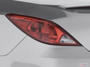 Image: 2007 Pontiac G6 2door Convertible GT Tail Light