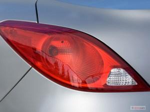 Image: 2007 Pontiac G6 2door Coupe GT Tail Light, size