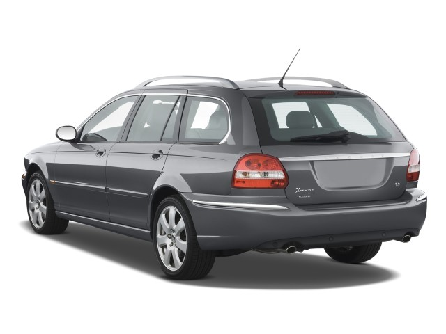 2008 Jaguar X Type Review Ratings Specs Prices And