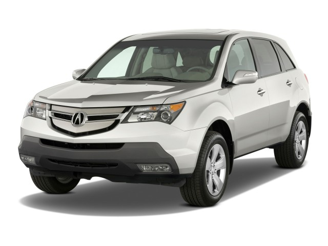 2009 Acura Mdx Review Ratings Specs Prices And Photos