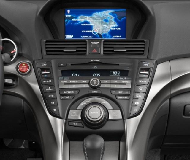 2010 Acura Tl 4 Door Sedan Man Sh