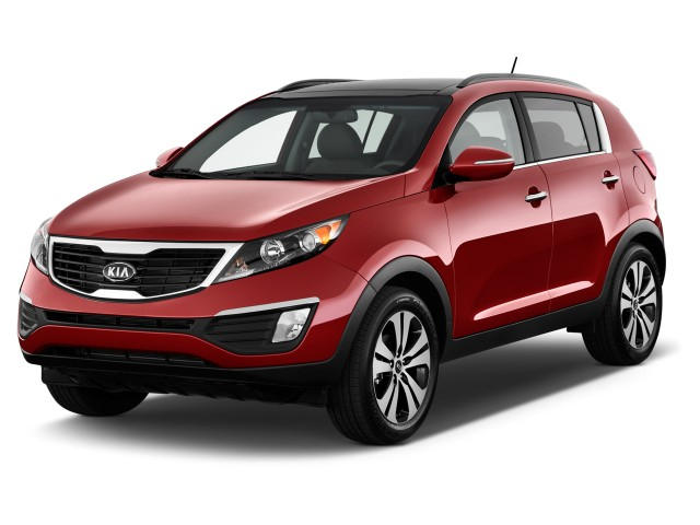 2012 Kia Sportage Review Ratings Specs Prices And