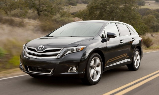 2013 Toyota Venza Review Ratings Specs Prices And
