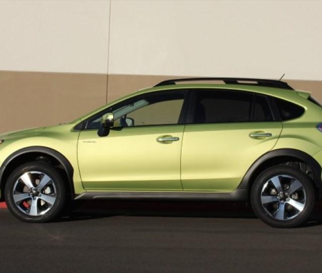 Subaru Xv Crosstrek Hybrid Quick Drive July