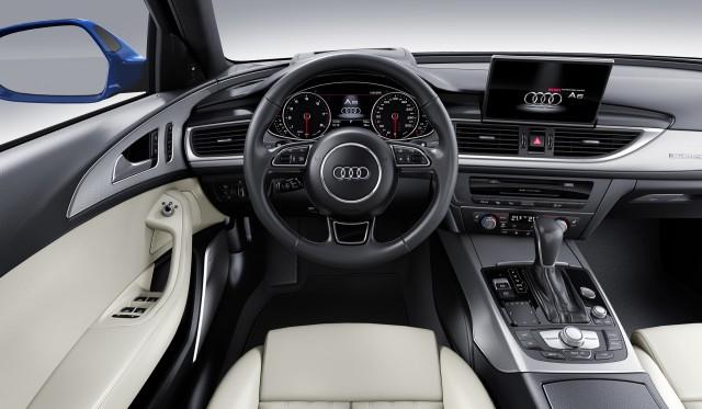 Audi 2017 S6 Interior