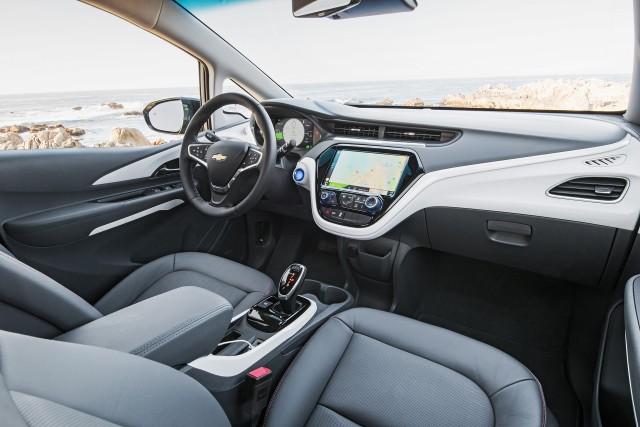 2017 Chevrolet Perno EV