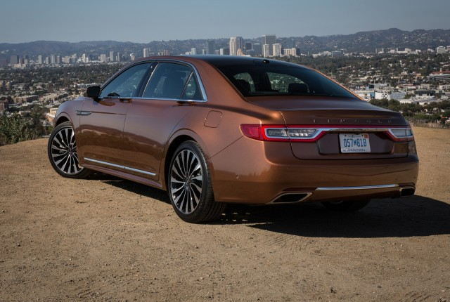 2018 VW Atlas Lincoln Continental Driven Hyundai Targets