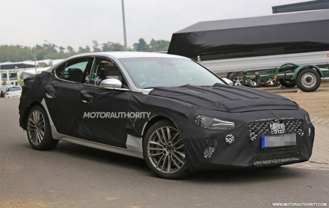 BMW 8 Series Audi TT RS Genesis G70 This Weeks Top Photos