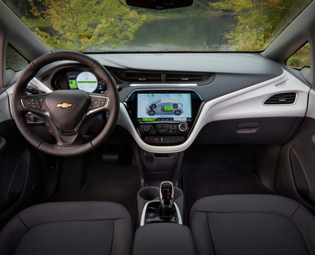 2019 Chevrolet Bolt EV 2019 chevrolet bolt ev