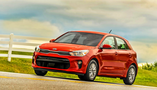 2019 Kia Rio Review Ratings Specs Prices And Photos