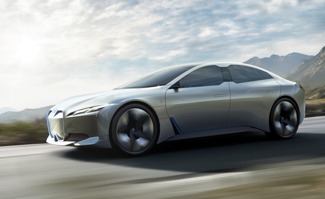 BMW i Vision Dynamics concept, 2017 Frankfurt Motor Show