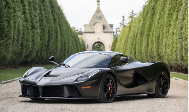 Ferrari LaFerrari - Image via Mecum Auctions