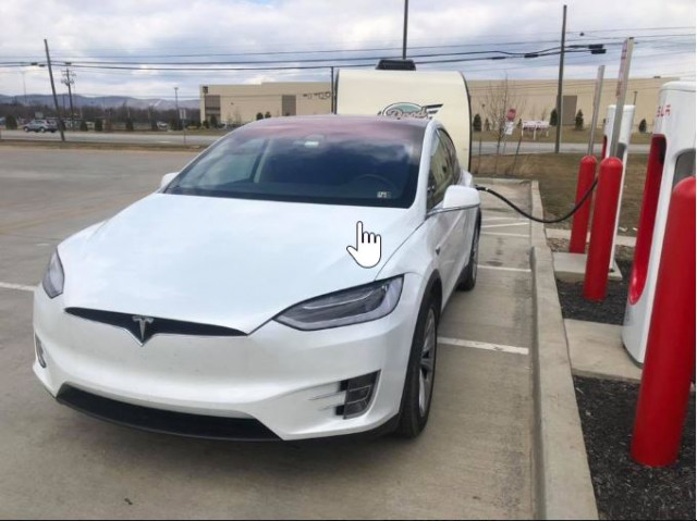 Towing a camper with a Tesla Model X: Thank Elon for