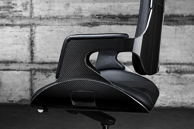 Race Inspired Carbon Fiber Table Amp Chair Are The Supercars