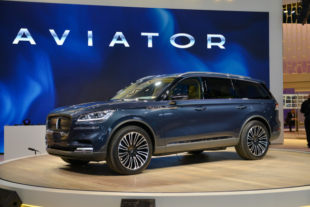 2019 Lincoln Aviator Crossover To Include Plug In Hybrid