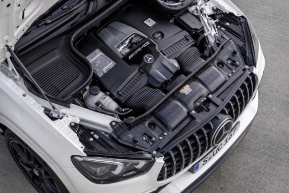 2021 Mercedes-AMG GLE63 S Coupe arrives with 603 horsepower, $117,050 price tag