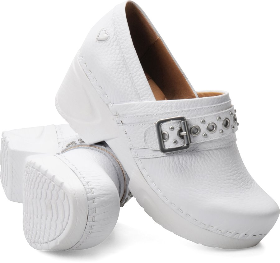 Nursing Nursing Shoes White